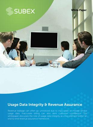 Usage-Data-Integrity-&-Revenue-Assurance