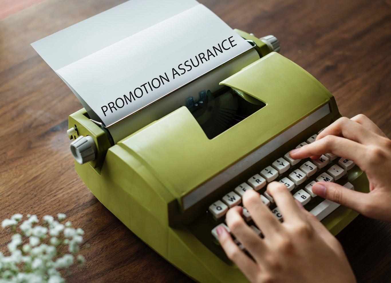 promotion assurance