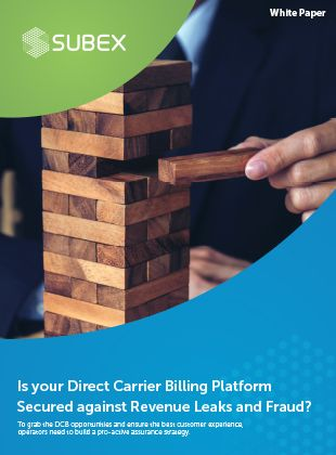 Direct Carrier Billing Network