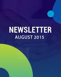Newsletter August 2015