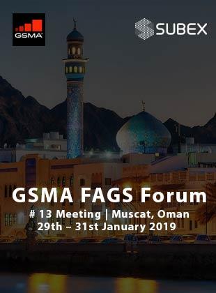 Subex GSMA event