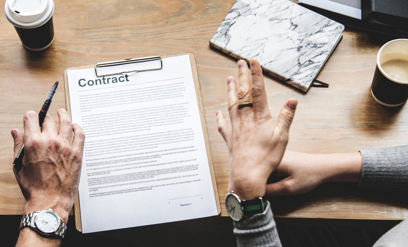 Digital-Contracts
