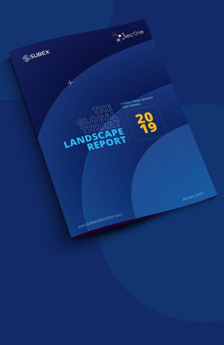 Threat Landscape Report 2019