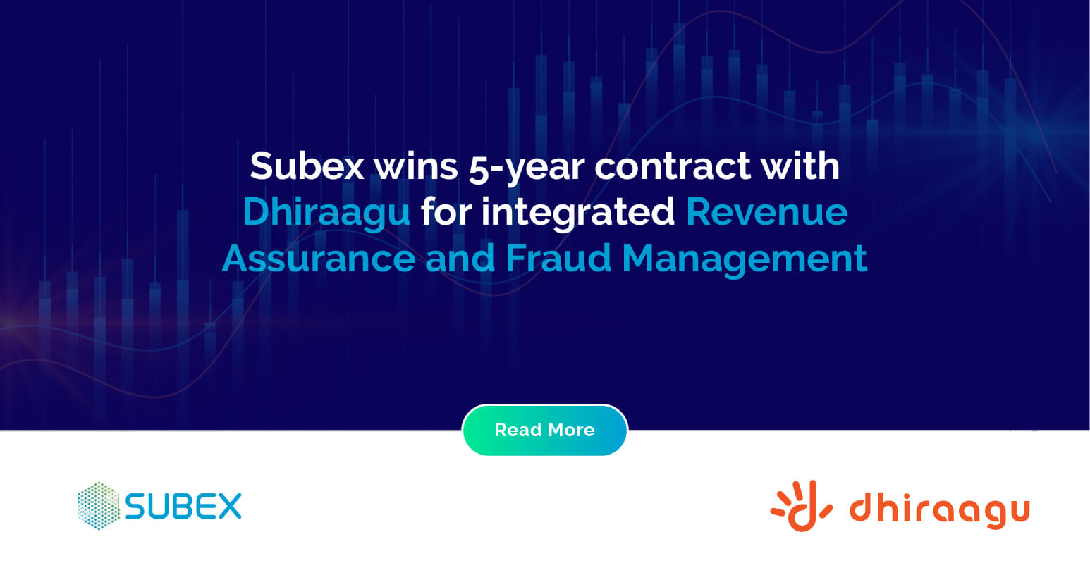 Subex wins 5-year contract with Dhiraagu for integrated Revenue Assurance and Fraud Management