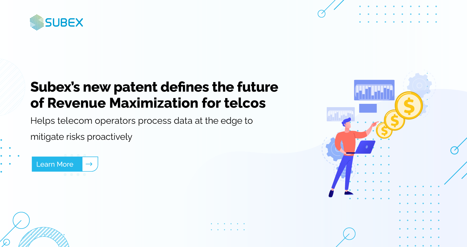 Subex's new patent defines the future of Revenue Maximization for telcos